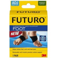 Futuro Therapeutic Adjustable Arch Support - Everyday Use