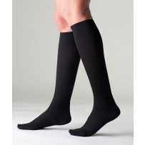 Sigvaris Travel Sock EU 36-37 Black 15-18mmHg