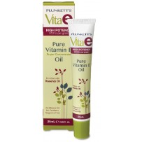 Plunketts VitaE Natural Vitamin E Oil 25ml