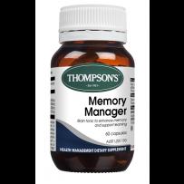 Thompson's 汤普森 增强记忆胶囊 60粒