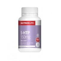 Nutralife 纽乐 5-HTP 羟色氨酸 150mg 安神片 60粒