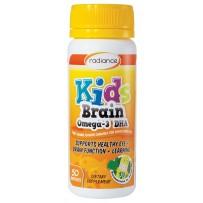 Radiance 儿童Omega-3 DHA补脑软胶囊 50粒