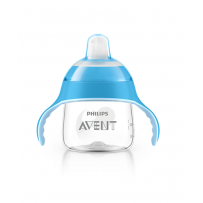 Philips Avent 新安怡 蓝色饮水杯 适用于6月以上宝宝 200ml