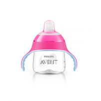 Philips Avent 新安怡 粉红色饮水杯 适用于6月以上宝宝 200ml