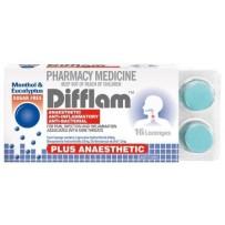 Difflam 消炎抗病毒含片(薄荷桉树味)16片