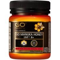 GO Healthy 高之源 天然麦卢卡蜂蜜 UMF8+ 250g