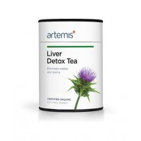 Artemis 天然有机肝脏排毒花草茶 30g