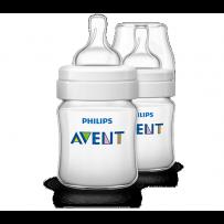 Philips Avent 新安怡 Classic+ 奶瓶 125ml x2