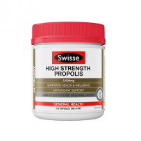 Swisse 高强度蜂胶胶囊 2000mg 210粒