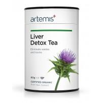 Artemis 天然有机肝脏排毒花草茶 60g