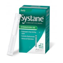 Systane Hydration Lubricating Eye Drops 30 Vials