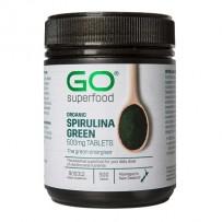 GO Healthy 高之源 500mg 有机螺旋藻片  500片