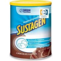 Sustagen 雀巢 医用级配方奶粉 巧克力味 840g