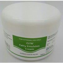 O/W Fatty Emulsion Cream 500g