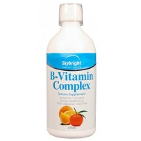 Skybright B-Vitamin Complex Liquid 475ml
