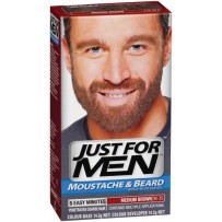 Just For Men BEARD Colour - Natural Medium Brown
