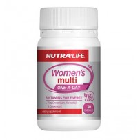 Nutralife Women's Multi One-A-Day Capsules 30