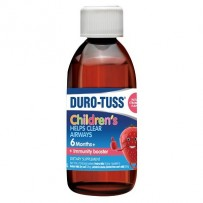 Duro-Tuss Child Ivy Leaf Extract 200ml - Strawberry