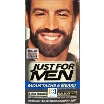 Just For Men BEARD Colour - Natural Real Black