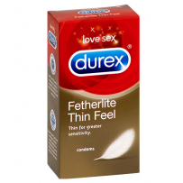 Durex 杜蕾斯 超薄感受避孕套 24片