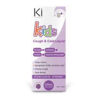 Ki Kids Cough & Cold Liquid 200ml