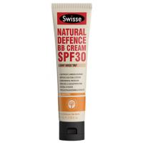Swisse 天然防晒孕妇可用BB霜 SPF30 60ml(浅肤色)