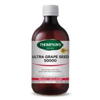 Thompson's 汤普森 50,000 葡萄籽精华口服液 500ml