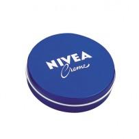 Nivea 妮维雅 经典蓝罐铁盒面霜 60ml