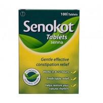 Senokot Tablets 100 - Quantity Restriction (1) Applies