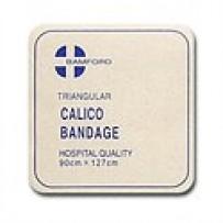Bamford Triangular Calico Bandage 90cm x 127cm