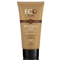 Eco Tan Organic Invisible Tan Tube 150g