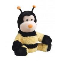 Intelex 绒毛小蜜蜂公仔玩具(可微波加热)