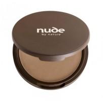 Nude By Nature 矿物质粉饼 10g 深色
