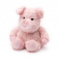 Intelex 绒毛小猪公仔玩具(可微波加热)
