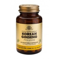 Solgar Korean Ginseng 520mg VegeCaps 50