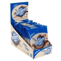 Justine's 巧克力豆曲奇饼干 12包 x 64g(看得见的浓香巧克力豆)