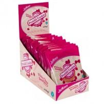 Justine's Minis Raspberry & White Choc Cookie 10 x 25g