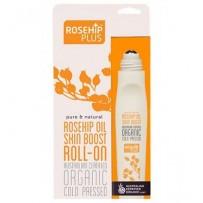 Rosehip Plus Rosehip Oil Skin Boost Roll-On 15ml - Organic