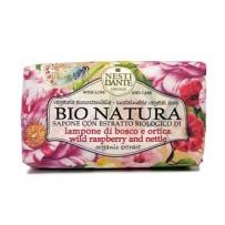 Nesti Dante Soap 250g - Bio Natura Wild Raspberry & Nettle