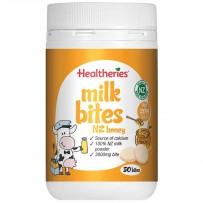 Healtheries 贺寿利 牛奶味咀嚼片 蜂蜜味 50片