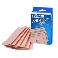 Spenco 2nd Skin Adhesive Knit 3x5 inch Sheets - 6