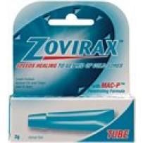 Zovirax Cold Sore Cream 2g