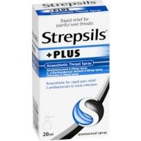 Strepsils 咽喉喷雾(缓解咽喉疼痛) 20ml