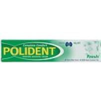 Polident Poligrip Fresh Mint Denture Adhesive Cream 60g