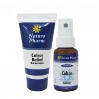Naturo Pharm Colsor Twin Pack - 30g Cream / Oral Spray 25ml