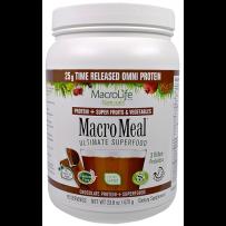 MacroLife Naturals Macro Meal Omni Protein 675g - Chocolate
