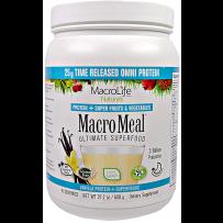 MacroLife Naturals Macro Meal Omni Protein 600g - Vanilla