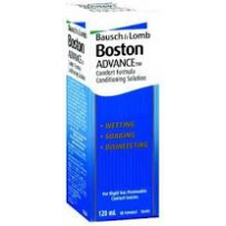Bausch & Lomb Boston Advance Conditioning Solution 120ml - Gas Lenses