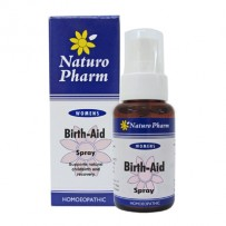 Naturo Pharm Birth Aid Spray 25ml