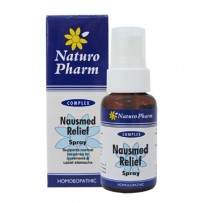 Naturo Pharm Nausmed Relief Spray 25ml